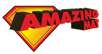 Amazing Mat Logo